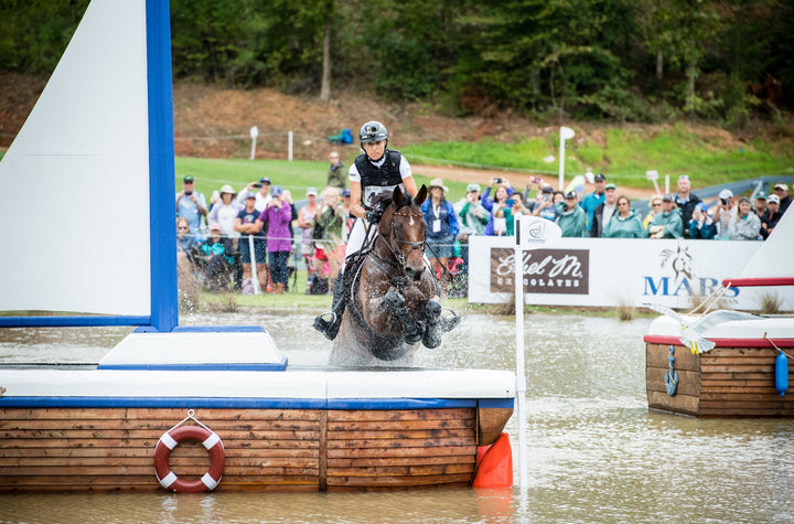 Ingrid Klimke and SAP Hale Bob OLD Voted NoelleFloyd.com 2018 Eventing Horse and Rider of the Year