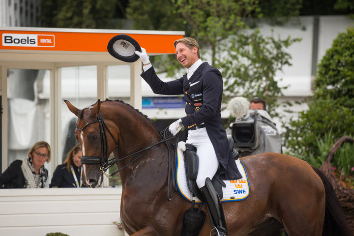 20 Questions With Swedish Dressage Rider Patrik Kittel