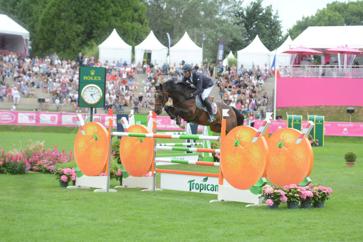 Luca Maria Moneta & Connery. Ph. Jumping Dinard