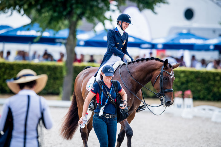 Weighing in on WEG: Who Will Win in Tryon?