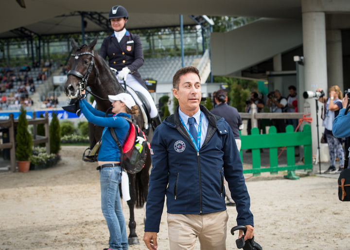 'I've Retired More Times than Cher': As Robert Dover Steps Down, He Wishes for Sustained Excellence in US Dressage