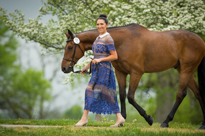 Laine Ashker Voted NoelleFloyd.com 2018 Stylish Equestrian of the Year