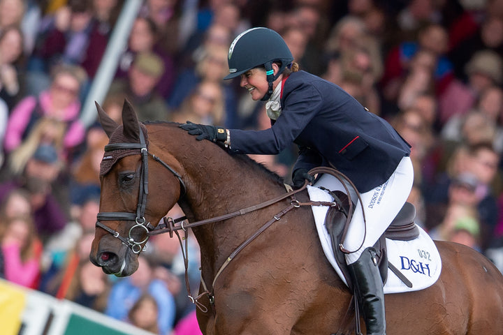 Photo of the Day: Dreams Come True for Piggy French at Badminton