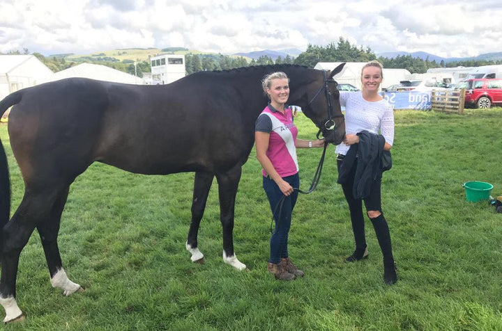 Emily King's Groom Becca Nicholson Talks Ground Manners, Smarter Feeding & Sunscreen