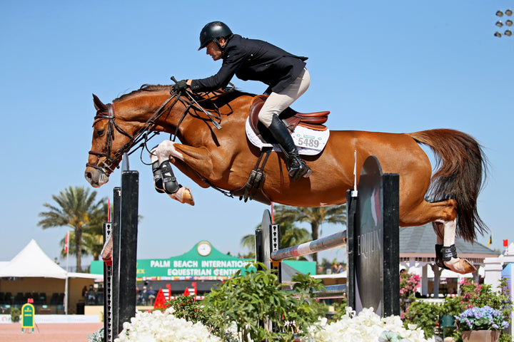 Capt. Brian Cournane Is the Best Kind of Overachiever, and It's Paying off in Life, Love, & the Grand Prix Field