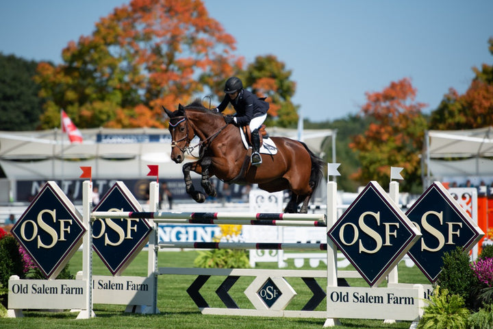 The American Gold Cup Is Show Jumping Tradition We Can Get Behind