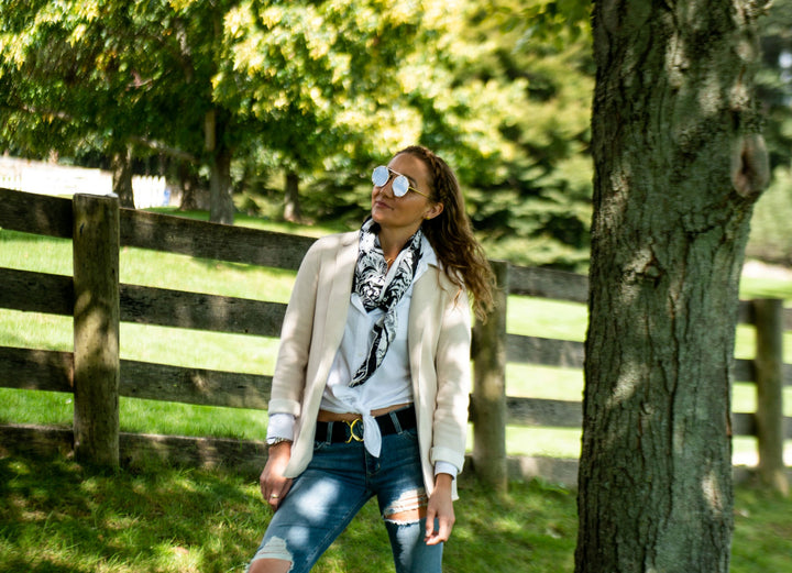 Leaning Into the Stretch: How Entrepreneur Adrienne Marciano Disrupted the Equestrian Accessories Industry