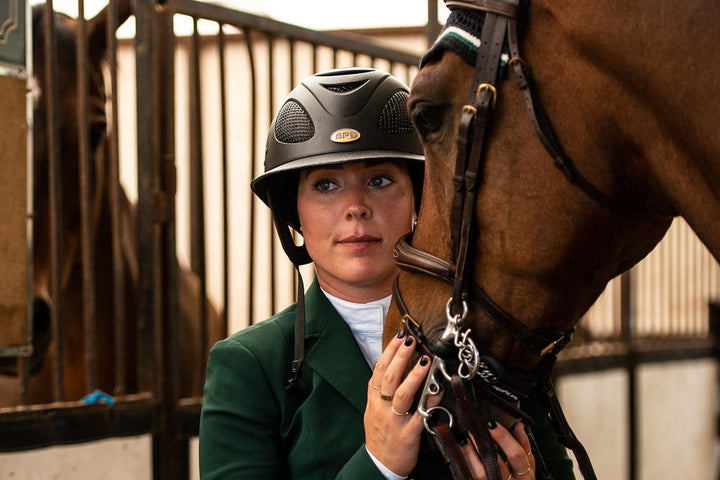 'I Never Thought I'd Have the Horse or the Ability': What It's Really Like Jumping in Your First Grand Prix