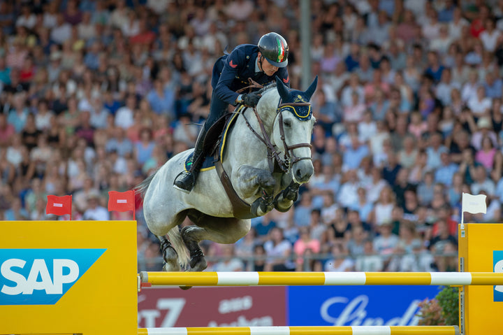5 Times Horses and Riders Defied Gravity. Don't Worry - It All Worked Out.