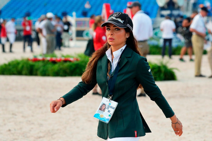 'I Don't Think of Any Limitations Around What I'm Doing': What It Feels Like to Be the First Saudi Woman to Compete at the World Games