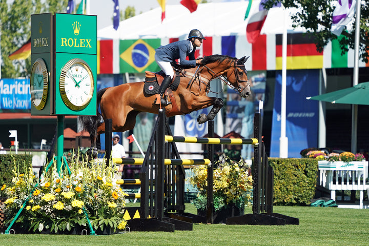 WEG-Bound Riders on What's on Their Minds Leading up to Tryon