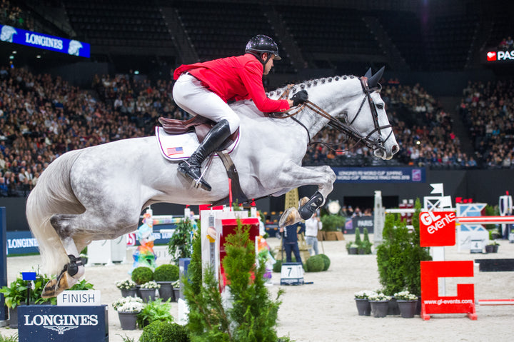 What Devin Ryan's WEG 2018 Hopeful Eddie Blue is Packing for the Dublin Horse Show