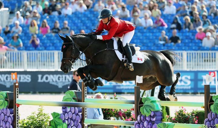 Erynn Ballard Talks Facing New Challenges at Her WEG Debut