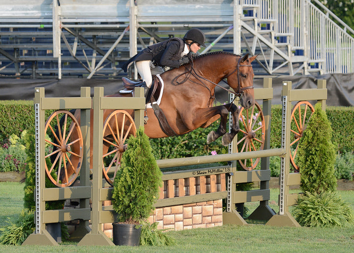 Hello, Hampton Classic, the Horse Show Dreams are Made Of