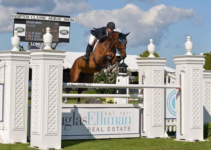 McLain Ward will Jump for Charity at the Hampton Classic Horse Show