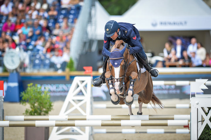The Seven Most Important Jumping Stallions According to Frederik De Backer