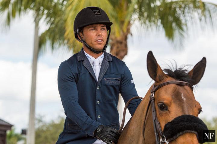 Eight Things Kent Farrington Is Definitely Doing On Bed Rest