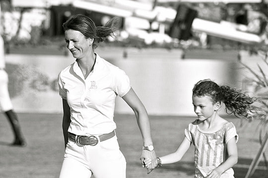 'She Is Just the Support We Need': For a Life With Horses and Being My Biggest Fan, Thanks Mom