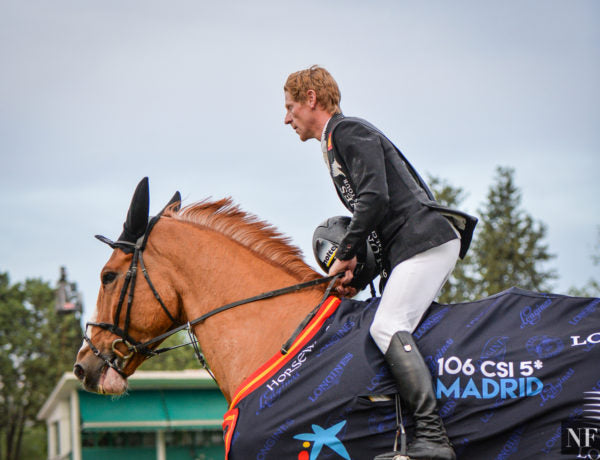 International Riders List For CSI5* Longines Global Champions Tour Madrid