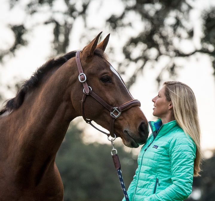 A High-Pressure, High-Speed Life (Just the Way She Likes It): Stabling With Liz Halliday-Sharp