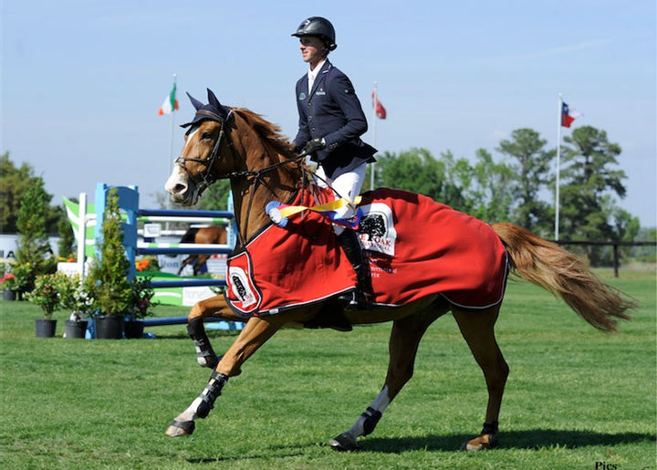 Ben Maher and Aristo Z. (Photo courtesy of PicsofYou.com)