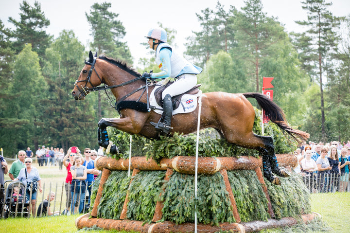 Amateur Eventer Katie Preston Proves You Don't Have to Be a Pro to Go All the Way