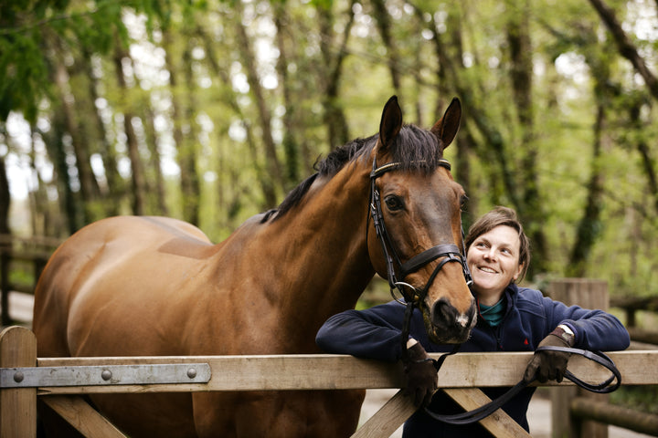 Lucy McCarthy Went From Top Rider to Supportive Wife and Mum — And Why That's Totally Okay