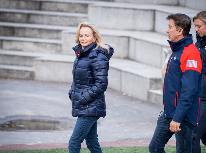 First Week in Office: Debbie McDonald Plans a Path to the Podium with US Dressage Team
