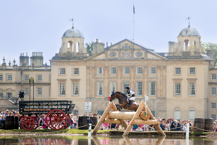 Eat Your Way 'Round Europe's Major Horse Trials