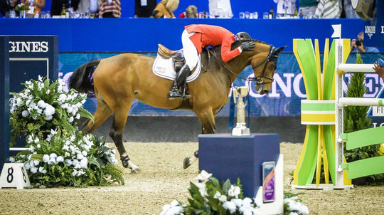 What McLain Ward Said About Horses Is a Lesson For All of Us