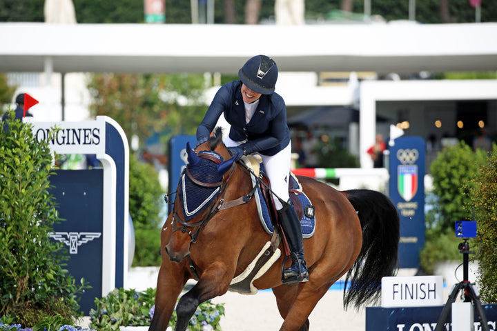 'I Work Really Hard... I'm Not the Most Naturally Gifted Rider': Ashlee Harrison on Putting in the Work, Breaking Barriers, & Returning to the Show Ring