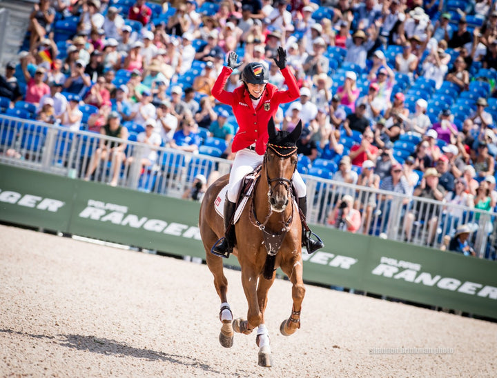 The Future Is Female, and It Has Arrived: Simone Blum Is the Show Jumping World Champion We've Been Waiting For