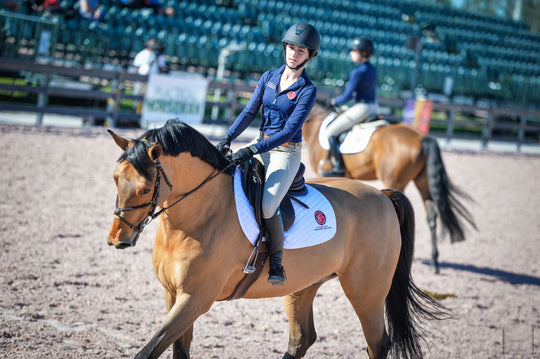 How to Do No Stirrup November the Right Way (and Keep Your Horse's Back Happy)