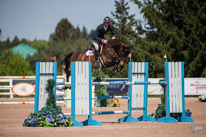 'I Couldn't Change Him but I Could Change Myself': What Three Tricky Horses Taught Me About Being a Better Rider