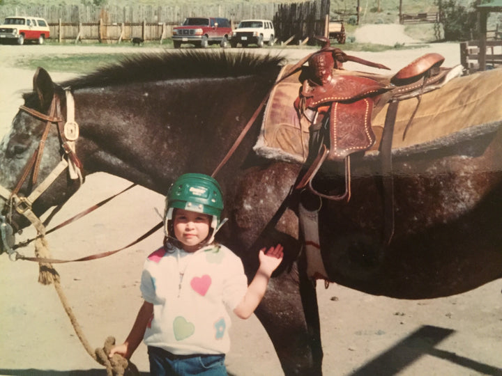 I Tried to Convince Myself That Horses Were Part of My Past