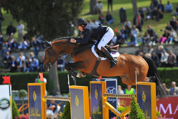 Nick Skelton and Big Star will make their 2014 debut at the Royal Windsor Horse Show