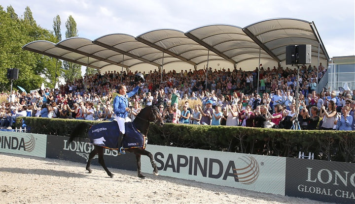 Christian Ahlmann & Codex One Win €300,000 LGCT Grand Prix of Berlin CSI5*
