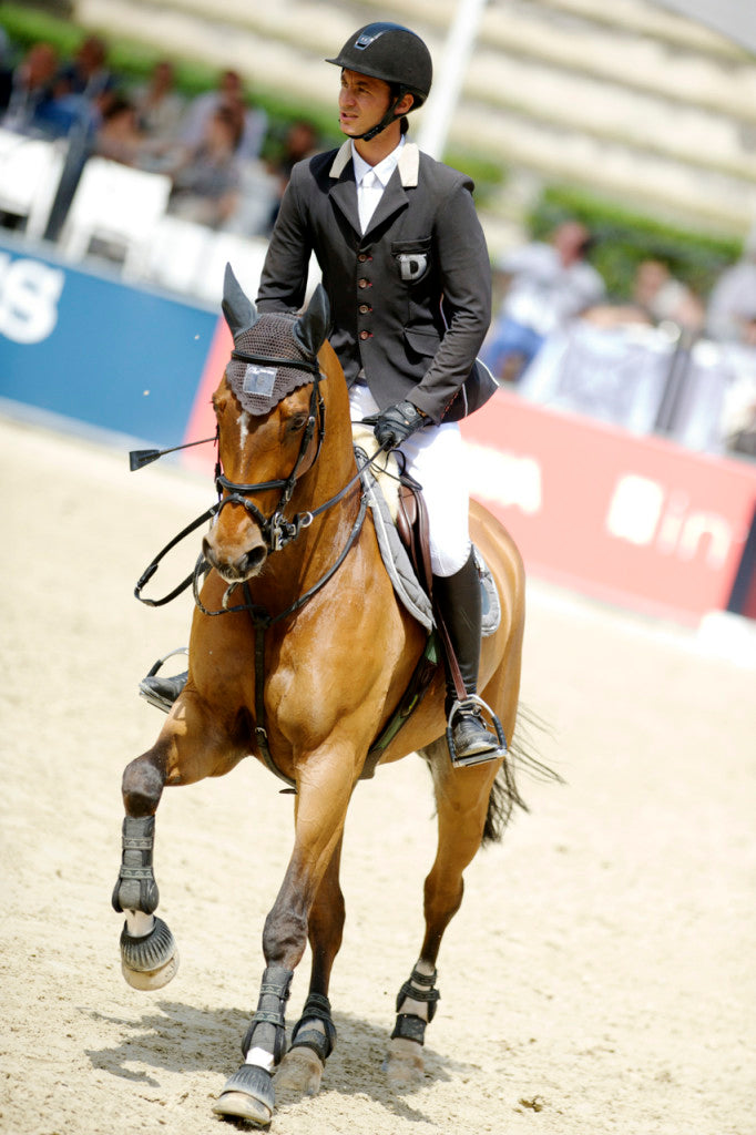 Olympic Champion Steve Guerdat will represent Team Switzerland with his Olympic Champion Nino des Buissonnets