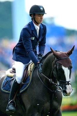 Steve Guerdat wins in Aachen….