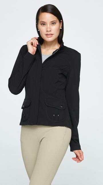 Legacy Saddler Jacket - Black