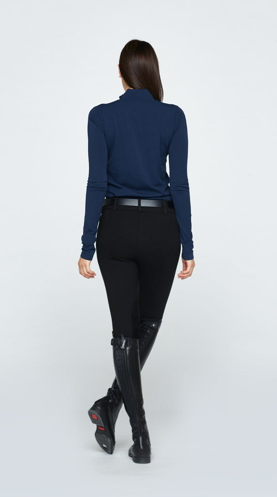 The Kiri Sweater - Navy