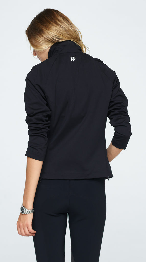 The Brooke Jacket - Black