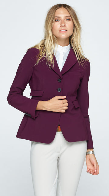 The Pandora Jacket - Amarone