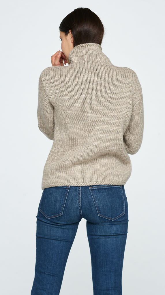The Arion Sweater - Mushroom