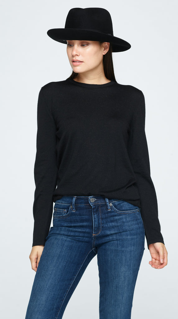 The Faran Sweater - Black