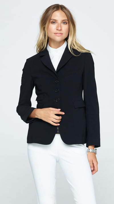 The Pandora Jacket - Black