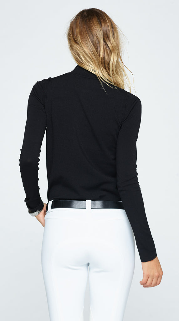 The Kiri Sweater - Black