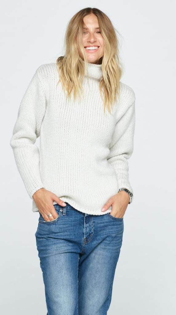 The Arion Sweater - Off White