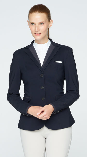 Louise Show Coat - Black