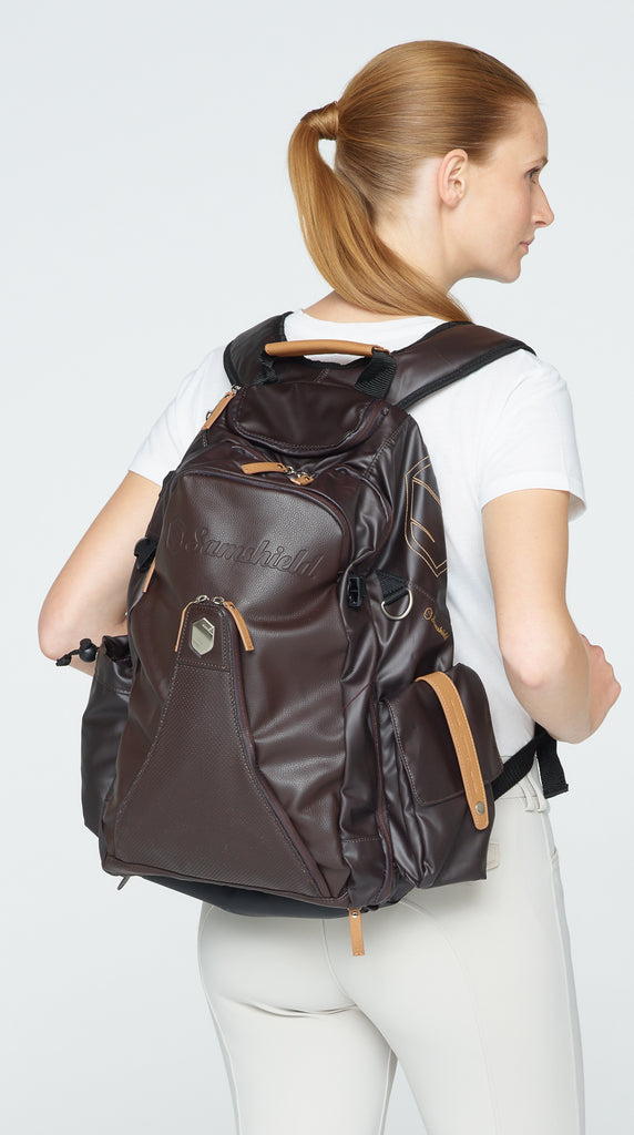 Iconpack Backpack - Brown